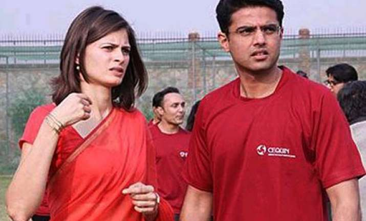 sara and sachin pilot the complete love story
