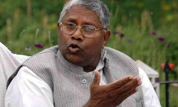 manjhi s partisan allegation baseless bihar speaker