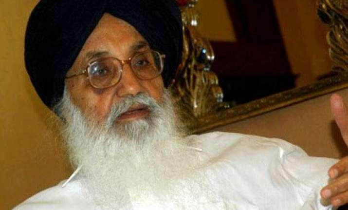 akali dal will remain part of nda says badal