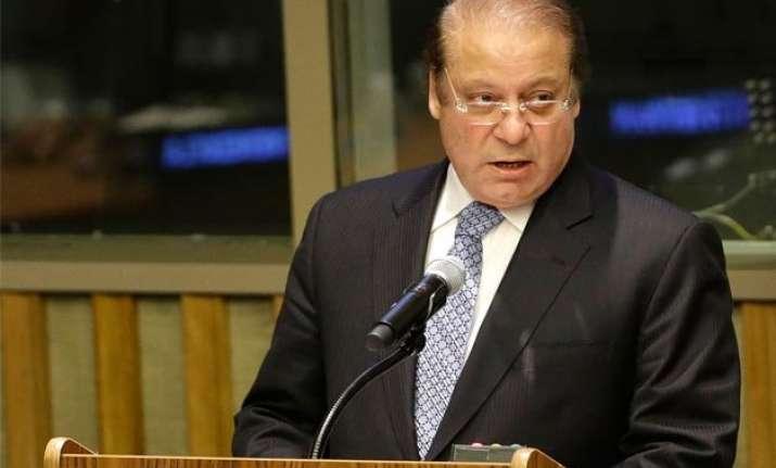 nawaz sharif invites hurriyat leader syed geelani to