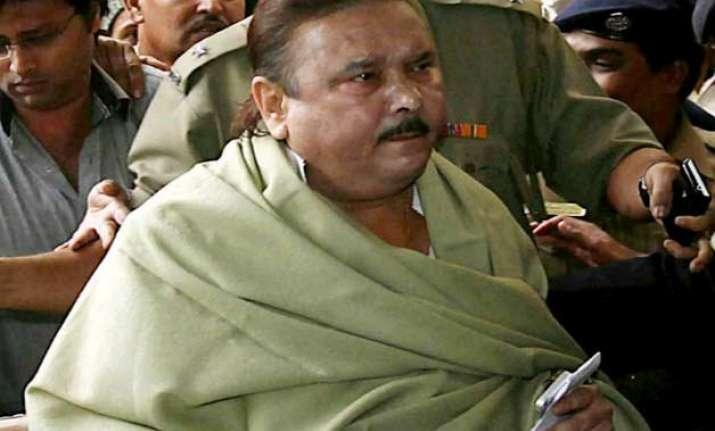 madan mitra remanded to 14 days jail custody