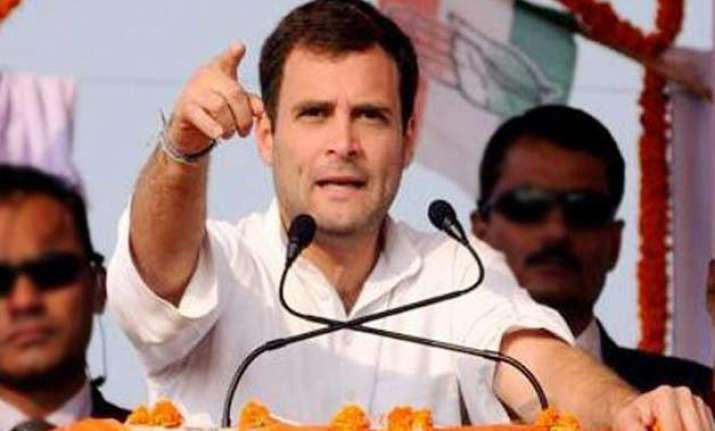 rahul gandhi to return by april 19 for congress rally