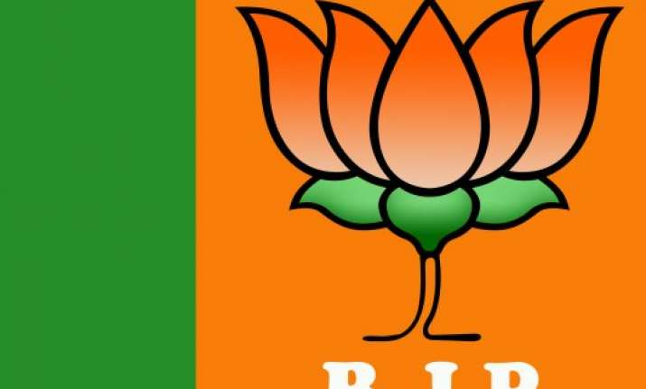 bjp holds workers conventions for delhi bypolls