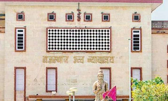 rajasthan civic body polls hc refuses to interfere with