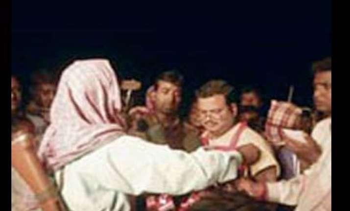 maoists not involved in jnaneswari disaster kishenji