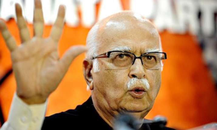ls assembly polls should be held simultaneously advani