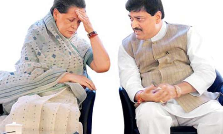 sonia refused to take chavan s calls report