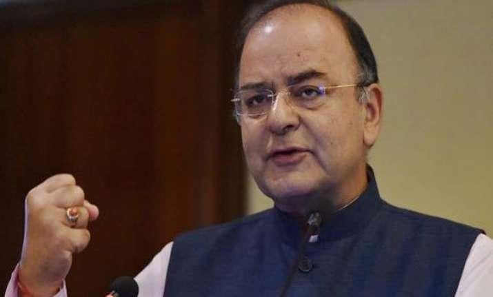 indian politics to revolve around bjp says arun jaitley