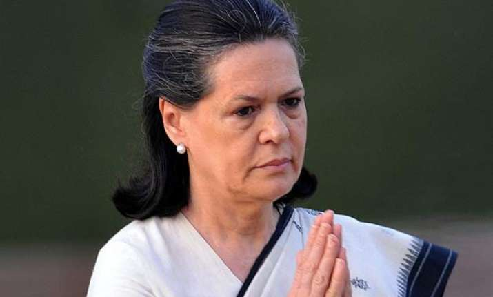 rahul snooping congress says sonia never filled any form