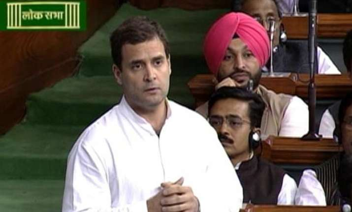 modi s ministers hit back at rahul gandhi for misleading