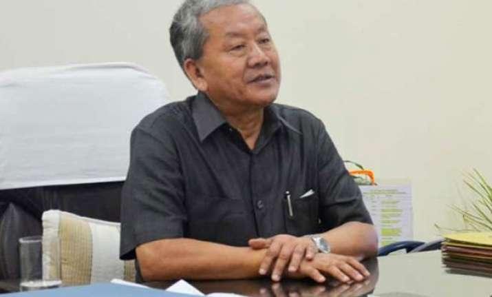 make public details of naga peace accord manipur deputy cm