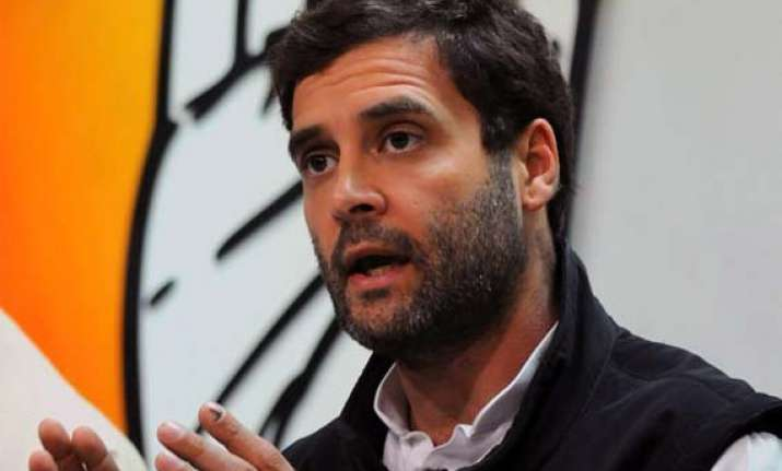 rahul gandhi to address congress rally in kerala capital