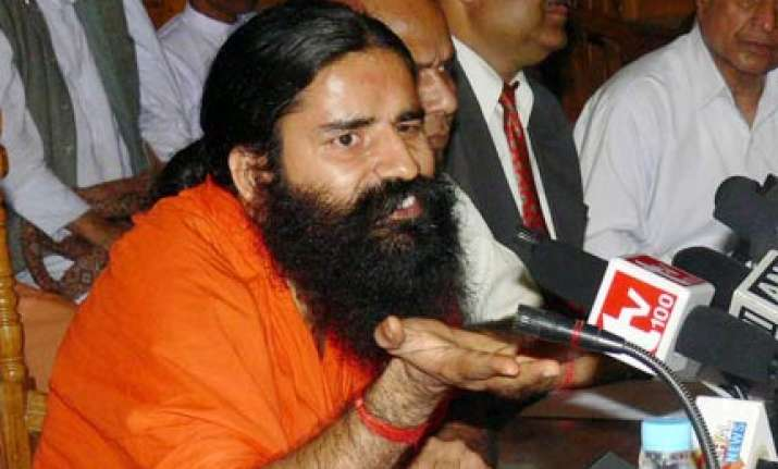 equating rss with simi unfortunate says ramdev