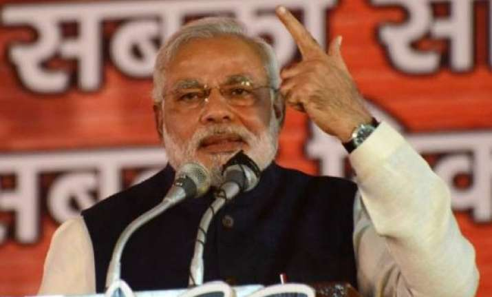 haryana polls narendra modi to hold three public meetings