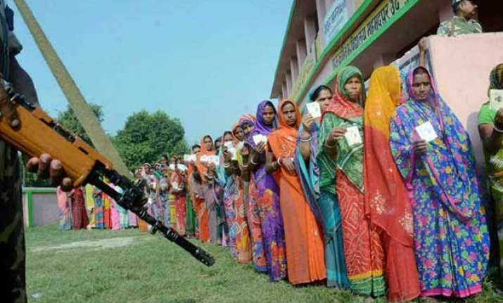 bihar polls record voter turnout adds to curiosity over