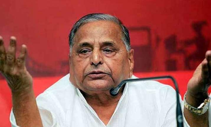 bjp demands mulayam singh yadav s apology for firing on