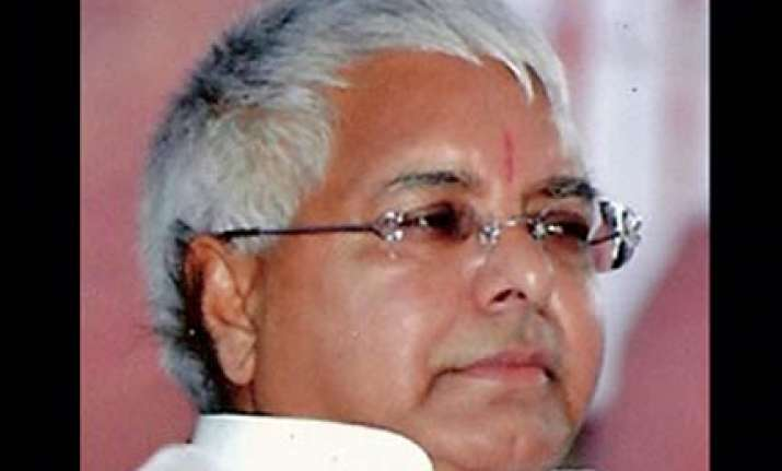 no upper caste leader can become bihar cm again says lalu