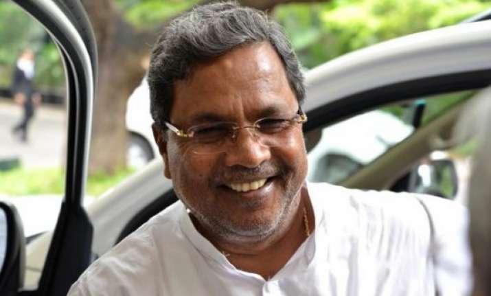 karnataka cm expresses displeasure over media reports