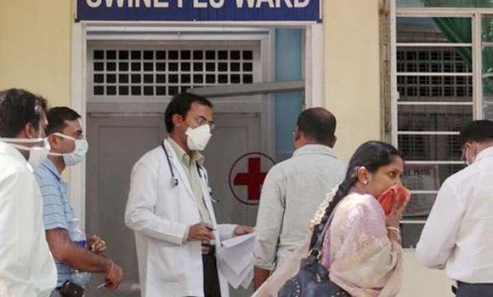 delhi bjp demands compensation for swine flu victims
