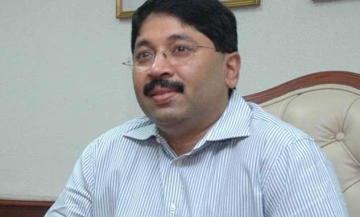 dayanidhi maran moves sc seeking stay on bail cancellation
