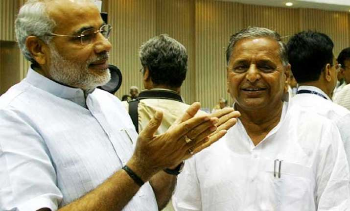 pm modi to attend tilak ceremony of mulayam s grandnephew