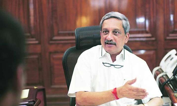 china has been asked to cease activities in pok manohar
