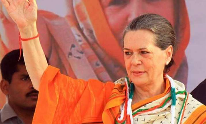delhi polls sonia gandhi to campaign on sunday