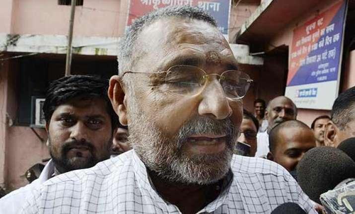 merger of janta parivar an outcome of modi phobia giriraj