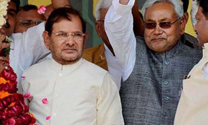 jd u leaders to share dais with rld chief at public rally