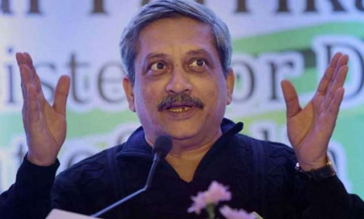 formalities over orop will be implemented manohar parrikar