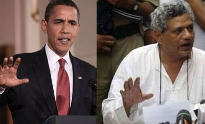 learn from obama admin in handling disasters yechury tells