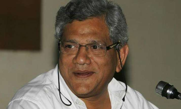 modi government moving towards unitary form of govt yechury