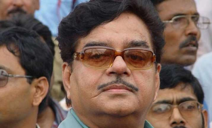 shatrughan says not invited to bjp programme on ambedkar