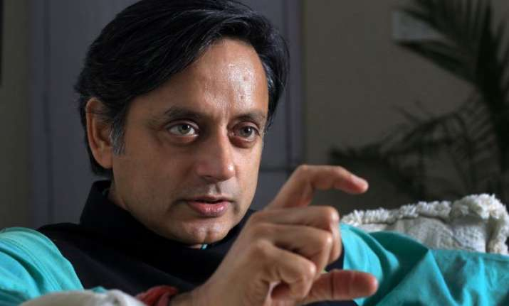 make in india and hate in india cannot go together shashi