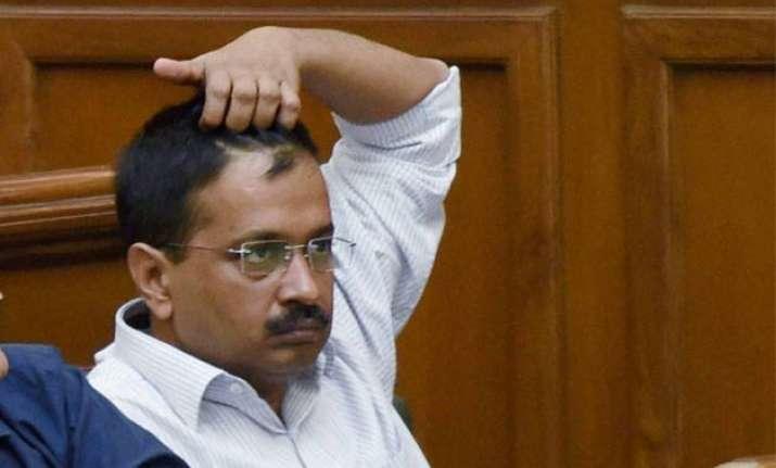 media played big role in aap s delhi win arvind kejriwal