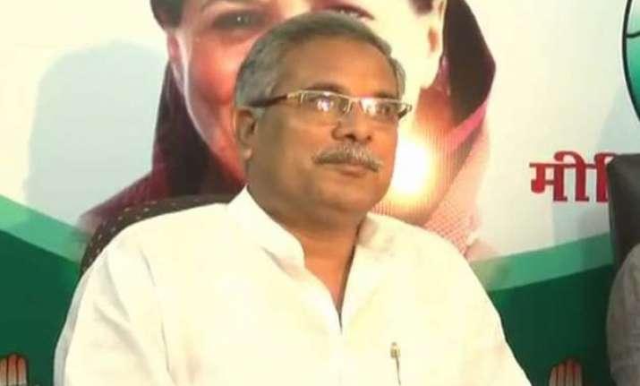 women unsafe in bjp rule in chhattisgarh congress