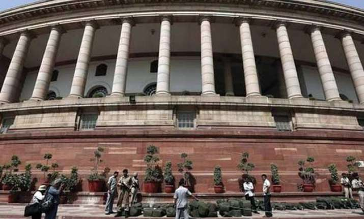 monsoon session washed out both houses adjourned sine die