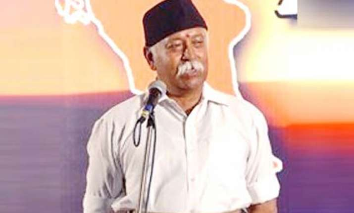 rss will ensure ram mandir construction in ayodhya bhagwat