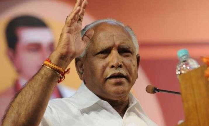 karnataka hc quashes all firs against bs yeddyurappa in