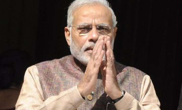 maharashtra polls narendra modi to address five election