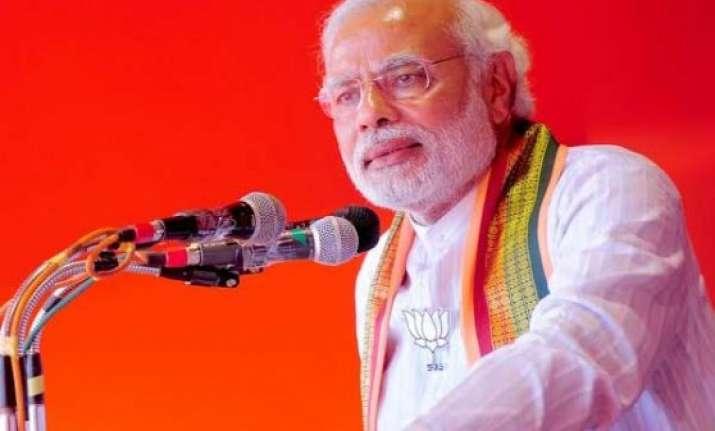 narendra modi to take part in run for unity on sardar patel