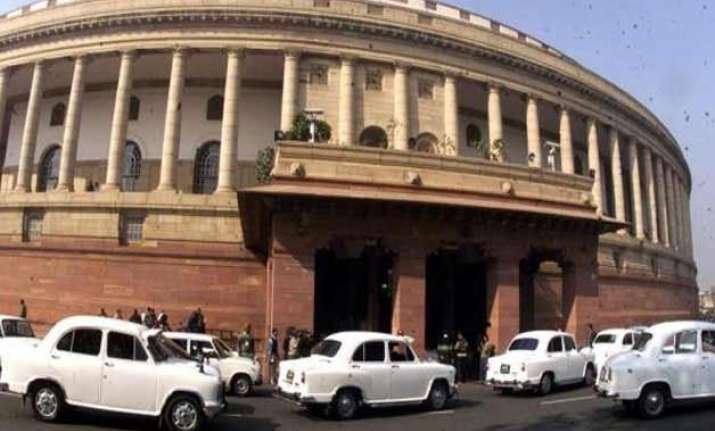 both houses of parliament adjourned sine die