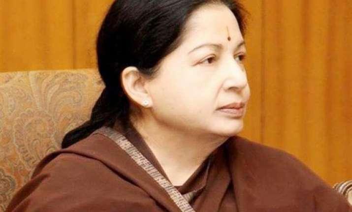 jayalalithaa asks pm modi to help resolve nlc strike