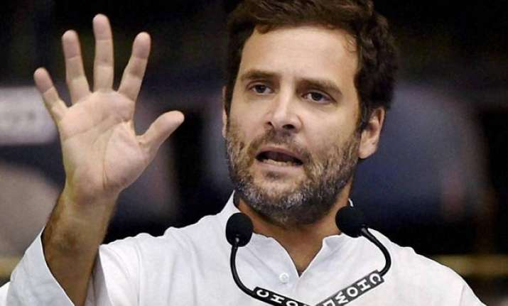 five times rahul gandhi left the parliament in splits on