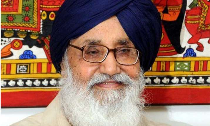 badal to lead swachh bharat campaign in punjab