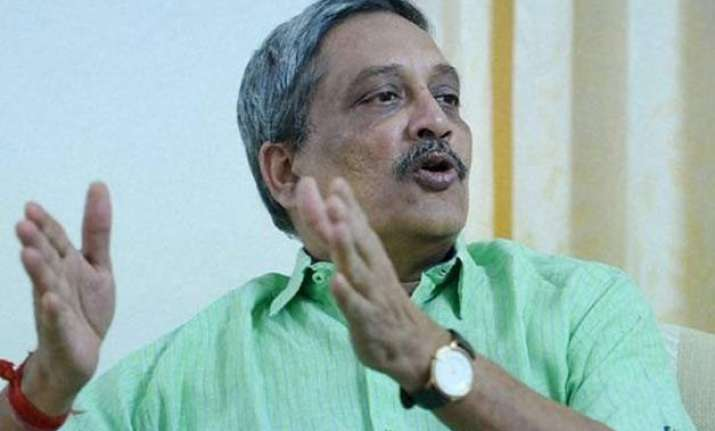 india capable of giving befitting reply to pakistan manohar