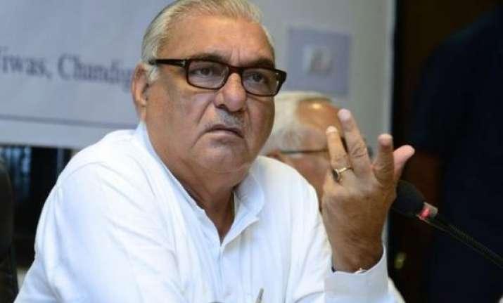haryana polls haryana may see end of decade long congress