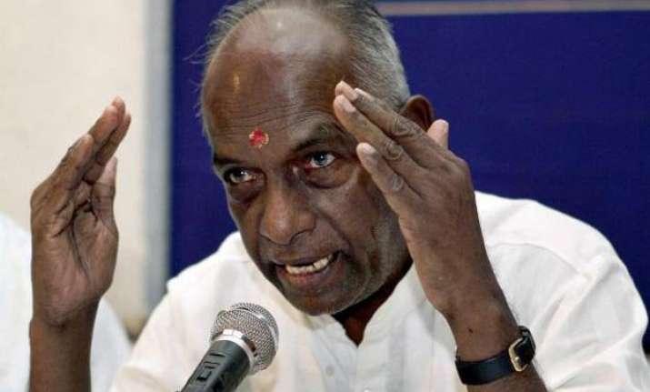 modi govt not much different from upa govindacharya