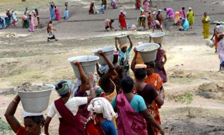 government determined to review mnrega