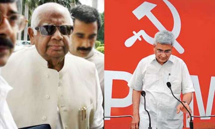 one nod from karat could have made me president says somnath